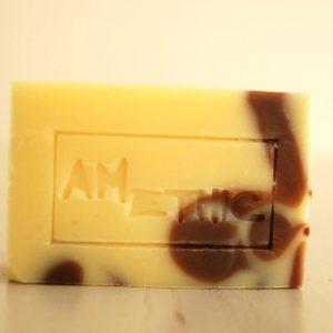 savon au lait d'amandes bio amethic